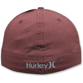 Compra Gorra Hurley Drifit Heather Hats In Mahogany online  4422fdc84da
