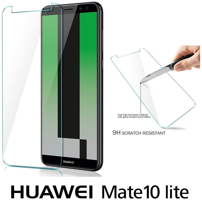 100/% ORIGINAL TEMPERED Película Protectora De Pantalla De Vidrio Para Huawei Mate 10 Pro