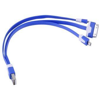 911fa0e4758 Compra ER Nuevo 3 En 1 Mini Micro USB Cable Cargador Para El Iphone ...