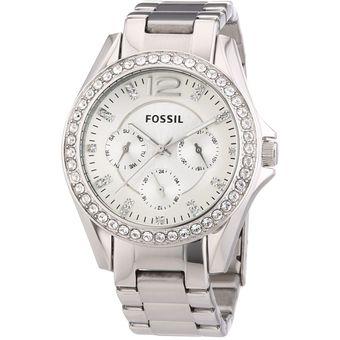 Reloj fossil mujer acero