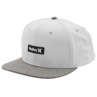 Compra Gorra Hombre Hurley One And Only Hats Snap-Blanco online ... 1b667ba1da5