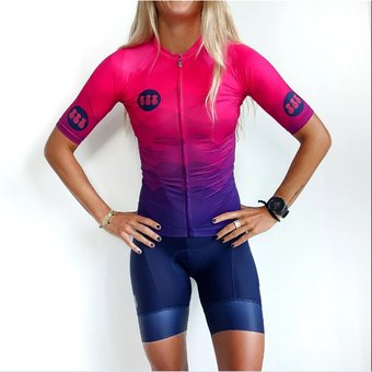 Camisetas De Ciclismo De Tres Piezas Conjunto De Jersey Y Pantalones Cortos De Babero 9d Para Mujer Para Verano Del Camisetas De Secado Rapido Para Ciclismo De Carretera De Montana Color 3 Linio
