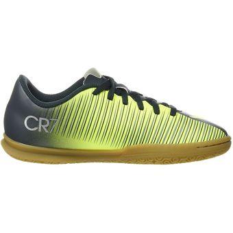 Zapatos Multicolor X Vortex Mercurial 3 Niño Nike Fútbol Jr Ic Cr7 jR34A5Lq