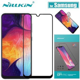 PRO 2.5D Teléfono De Vidrio Templado Protector de pantalla para Samsung Galaxy M20 Nillkin H