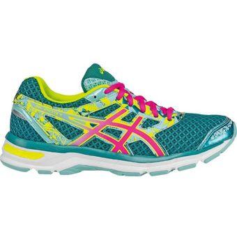 calzado running mujer asics