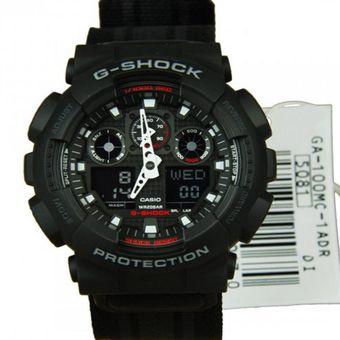 b9f5990b20f0 Compra Reloj Casio Hombre G Shock Ga 100 Anti choques - Negro online ...