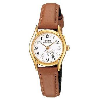 d89082583dcb Compra Reloj CASIO De Cuero Para Dama LTP1094Q-7B7 online