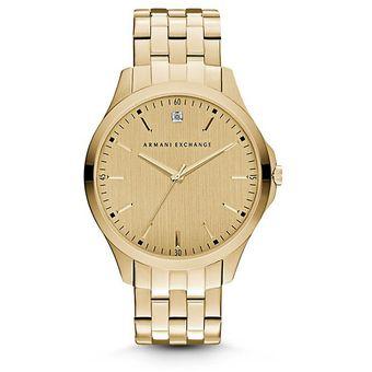 af91ca2e25e0 Compra Reloj Armani Exchange A X AX2167 - Dorado online