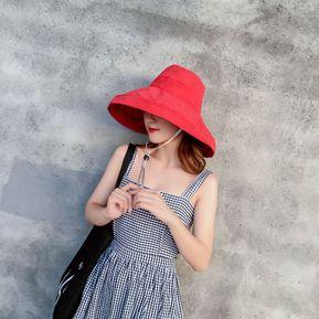 053742e4a1 Sombrero De Sol Para Mujer Verano Pescador Sombrero Y Gorra Para El Sol