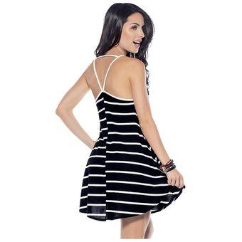 ab54b33c2 Compra Vestido Juvenil Femenino Marketing Personal 63627 Blanco ...
