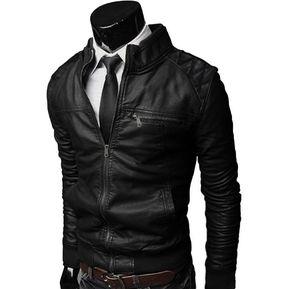 Modelos chaquetas de cuero hombre