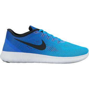 Compra Zapatos Azul Running Azul Hombre Nike Free Rn Azul Running Zapatos online 54bd8f