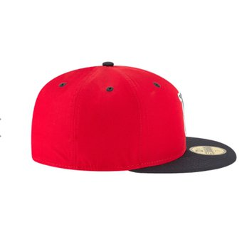 18fc0f5487994 New Era - Gorra para hombre NEW ERA MLB 59FIFTY Boston Red Sox - TALLA 7