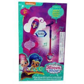 3dcff8961d Microfono Con Parante Niñas Shimmer And Shine Nickelodeon