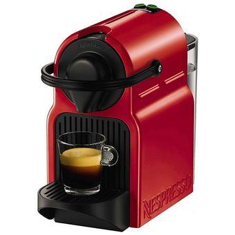 Cafetera Nespresso Express C40 Inissia Rojo