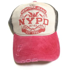 Gorra Beisbol Hombre Kast Store NYPD - Rojo 7f041f32e18