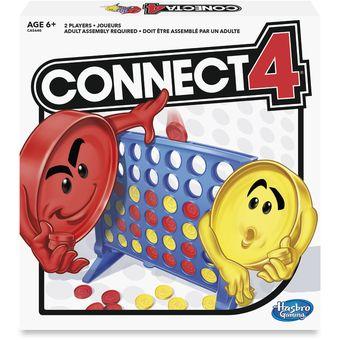 Compra Juego De Mesa Hasbro Conecta 4 Online Linio Chile