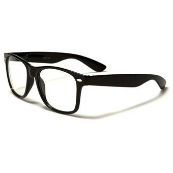 5904403157 Gafas Monturas Oftálmicas Marco Tipo Wayfarer Nerd Para Lentes Formulados  Filtro UV - NERD001h