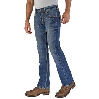 Jeans Vaquero Wrangler Hombre Retro Slim 7ly Sodexo Mexico Wr846fa0pdng9lmx