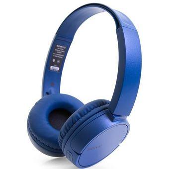 9d98bfe159f Compra Audifonos Azules Bluetooth Sony Manos libres WH-CH500 online ...