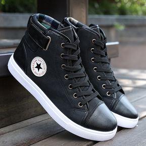 sale retailer d16a0 b81b6 Zapatillas hombre casuales - Negro