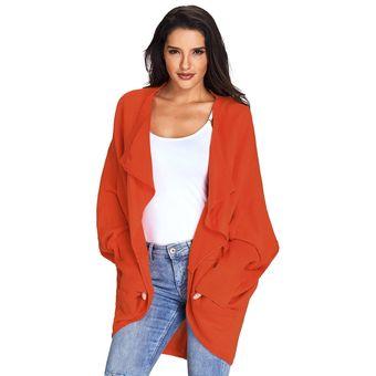 5cc5ec0a4af1 Compra Sueter Chompas Cardigan Genérico Mujer-Naranja online | Linio ...