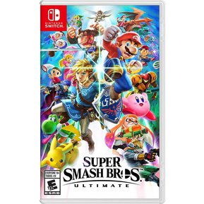 9f2cca711 Pre-Venta Super Smash Bros Ultimate Switch