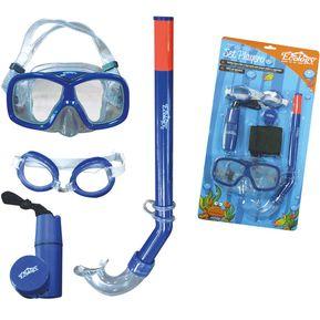 02580534fa Kit De Natación Mascara Juego Submarino Para Niños Ecology