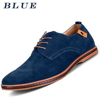 73afd0e0630e5 Super Gran Tamaño Nuevos Zapatos Cuero Casual Zapatos Hombres Zapatos  Casual 2017 En Hombre De Zapatos