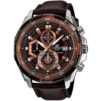 92d1c32ddec6 Compra Reloj Casio Edifice EFR-539L-5AV Analógico Hombre - Marrón ...