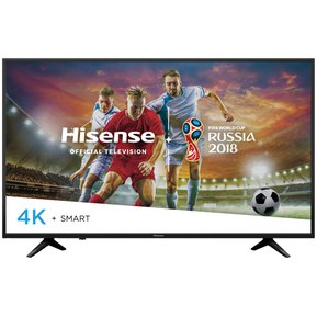 b1ad6e2e842bb Smart Tv Hisense 50 Pulgadas Led UHD 4K HDMI USB 50H6E