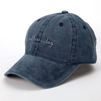Compra Mens MujerAlgodón Lavado Gorra Snapback Sombrero Ajustable ... 23bff643a0b