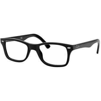 f61a84665e Compra Lentes Ópticos Shinny Black Ray-Ban online | Linio Chile