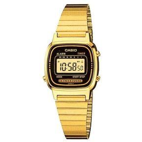 38e5440026d2 Reloj Casio Mujer Dorado LA670WGA-1DF