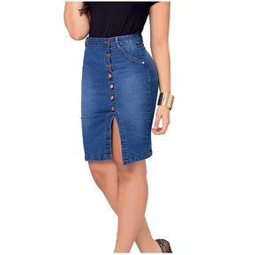 Falda Adulto Marketing Personal Para Mujer Azul 64d37bd3e9e1