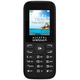 dab48640b0c Compra Celular Alcatel One Touch 1052D - Negro online | Linio Argentina