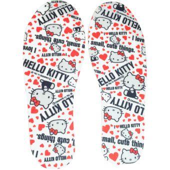 Compra Sanrio - Plantillas para Zapatos Hello Kitty online  e66a3618140b