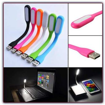 Luz Usb Flexible Lampara Notebook Led Portatil Linterna bIY7fy6gv