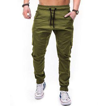 Pantalones Para Hombre Pantalones De Varios Bolsillos Pantalones De Tela Para Hombre Mallas In Yua Linio Colombia Ge063fa023azvlco