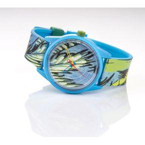 Reloj Solar RP00J027Y Smile Solar The SPICE Limited Collection Análogo Solar -Azul