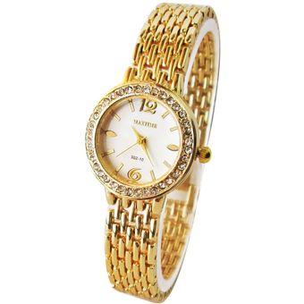Agotado Reloj Mujer Metálico Con Brillos f61f76be3fce