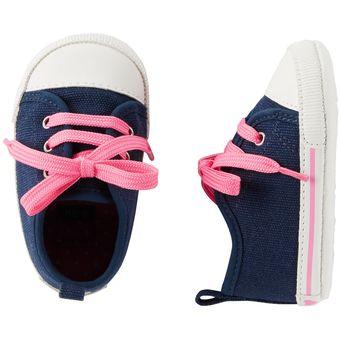 Zapatillas Bebe 10 3meses Talla Carter´s Azul Para Mujer QBorCeWdx