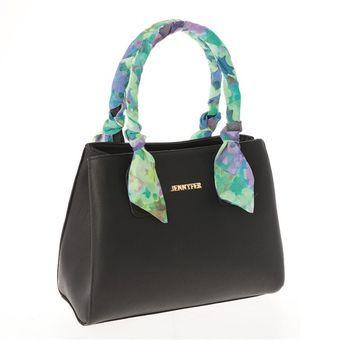 e4f233049 Compra Bolsa Jennyfer Original Para Dama 8885-1 Negro online | Linio ...