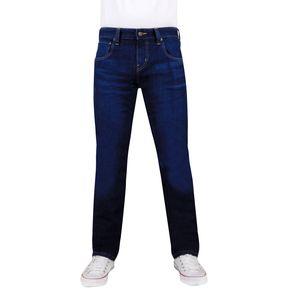 76a93e6baa Pantalon De Mezclilla Para Caballero Breton Jeans Est. BJM014 Slim - Azul