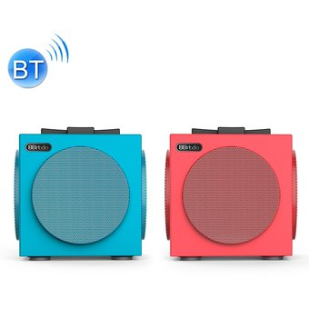 Altavoz Bluetooth portátil Caja de sonido inalámbrica Audio estéreo Música