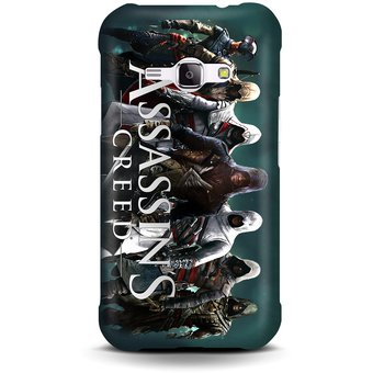958b422cb5a Compra Carcasa para Galaxy J1 Ace Assassins Creed Logo online ...