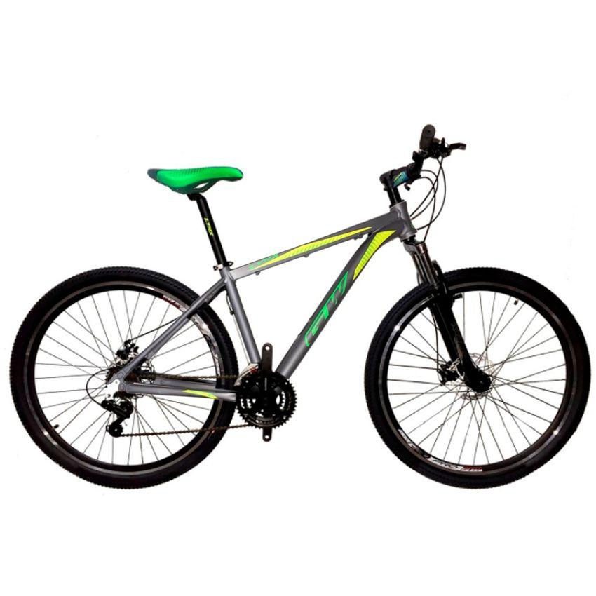 Bicicleta Gw Lynx 27.5 Shimano 7 Vel. Freno Disco Mecánico IV
