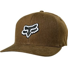 Gorro Fox Transfer Flexfit Café 1f4ce010b22