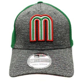 ed8a7b0147c18 Gorra México Shadow Tech 39Thirty New Era- M L
