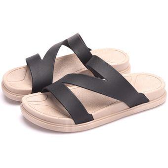 7799c82a7 Sandalias Mujer Sandalias Con Plataforma Ocio Playa Zapatillas Slipper